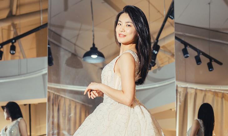 綺麗な中国人女性